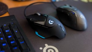 Trải nghiệm chuột Gaming Logitech G502