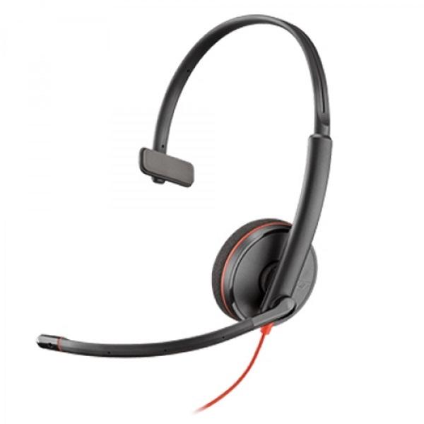 Tai Nghe Plantronics Blackwire C3210 USB-C