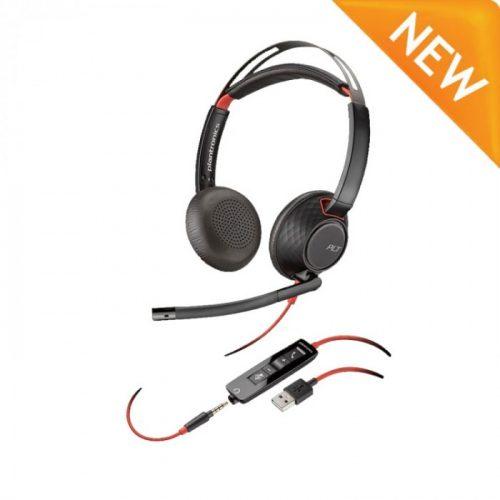 tai nghe plantronics C5220 USB Type-C