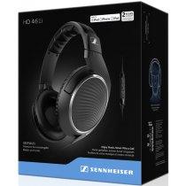 Tai nghe SENNHEISER HD 461G với Inline Mic và 3 Button Control